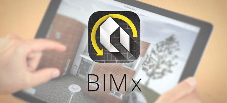 BIMx: mobil auf BIM-Daten zugreifen